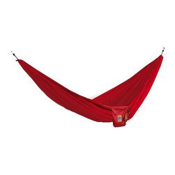 Compact Portable Hammock - A hammock in a bag would be a great way to relax and take in nature.