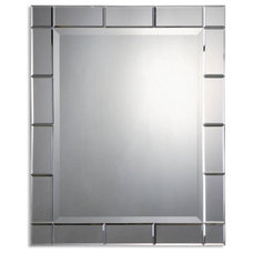 Contemporary Wall Mirrors by the essentials inside