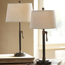 Traditional Lamp Bases by Pottery Barn