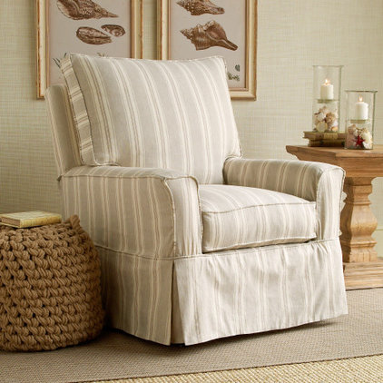 Traditional Armchairs And Accent Chairs by RSH