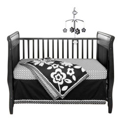 Zia 3-Piece Crib Bedding Set by Bananafish