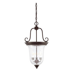 Savoy House Lighting - Savoy House Lighting 3-8521-3-13 Foyer Traditional Foyer Light - For use in a variety of spaces.