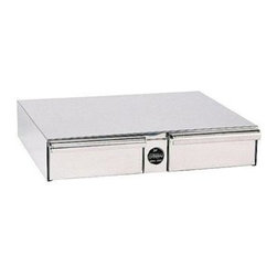 Pasquini - Pasquini Double Drawer Base for Livia 90 & Co - Equip your espresso machine and grinder with the sturdiest of foundations.  This cleanly designed stainless steel base with double drawers is ready to contain the multiple accessories that accompany for your coffee making operation.  Comes with rubber bar tool for clearing grounds from filter basket. * Double Drawer Base provides a strong foundation for Livia 90 Espresso Machine & Moka Coffee Grinder series with two-drawer and stainless steel coffee bar base by Pasquini. One drawer holds a durable rubber bar for knocking clean the spent coffee grounds from your filter basket. Use either the left drawer or the right, leaving the empty drawer ready for supplies and accessories. 4 in. H x 19 in. W x 16 in. D