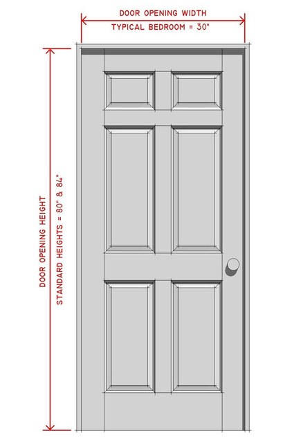Interior french doors interior french doors standard sizes for Standard window height