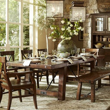 Dining room table, Pottery Barn
