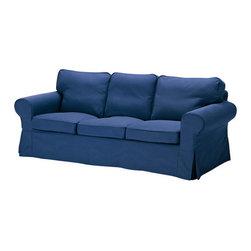 IKEA of Sweden - EKTORP Sofa cover - Sofa cover, Idemo blue