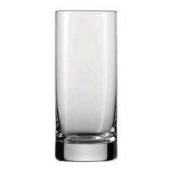 Schott Zwiesel Tritan Paris Long Drink Glasses - Set of 6 - The perfect, sleek, classic look is just what you get in the Schott Zwiesel Tritan Paris Long Drink Glasses - Set of 6. Stunningly crafted of high-quality Tritan crystal glass, these beauties have a lasting elegance. The dishwasher-safe care means easy clean up for you.About Fortessa, Inc.You have Fortessa, Inc. to thank for the crossover of professional tableware to the consumer market. No longer is classic, high-quality tableware the sole domain of fancy restaurants only. By utilizing cutting edge technology to pioneer advanced compositions as well as reinventing traditional bone china, Fortessa has paved the way to dominance in the global tableware industry.Founded in 1993 as the Great American Trading Company, Inc., the company expanded its offerings to include dinnerware, flatware, glassware, and tabletop accessories, becoming a total table operation. In 2000, the company consolidated its offerings under the Fortessa name. With main headquarters in Sterling, Virginia, Fortessa also operates internationally, and can be found wherever fine dining is appreciated. Make sure your home is one of those places by exploring Fortessa's innovative collections.