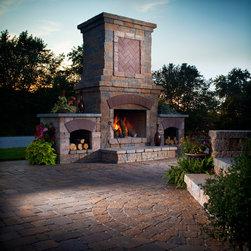 Fireplaces - Belgard Hardscapes