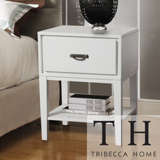 Contemporary Nightstands And Bedside Tables by Overstock.com