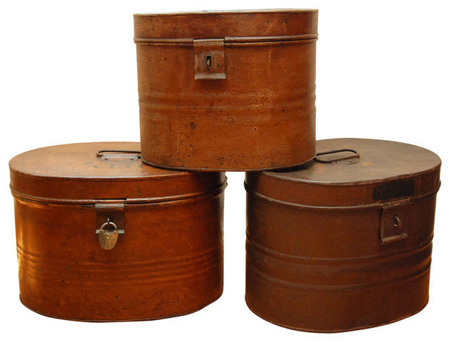Traditional Storage Bins And Boxes by 1stdibs