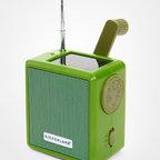 Dynamo Solar Crank Radio -