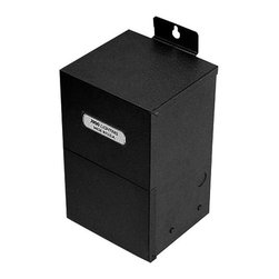 Juno Lighting - Juno TL575 Trac 12 Remote Mount Magnetic Transformer - 120V/12V - Remote mount magnetic transformer for use with select Juno track systems.