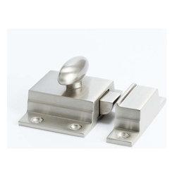 Berenson Decorative Hardware - Berenson Latch Pulls Latch Brushed Nickel -