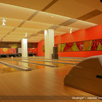 Flexfire LEDs / Ultrabright Bright Industrial Series Natural White - Flexfire LEDs Task Lighting - Bowling Alley - UltraBright™ LED strip lighting from Flexfire LEDs installed recessed above this bowling alley to maximize both task execution and customer experience at the same time. Very easy install and 100% dimmable. Uses 7.5 watts per foot.