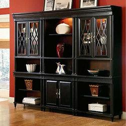 Aspen Home Young Classics Bookcase Wall -