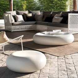 Coffee Tables - Round Coffee Table