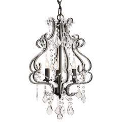 traditional chandeliers by Stonebreaker Builders &amp; Remodelers