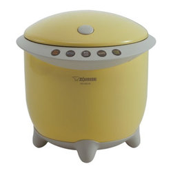 Zojirushi Rizo Micom 3-Cup Rice Cooker and Warmer - One of my most boring appliances is my rice cooker: the plain white shade just ruins my gorgeous kitchen. If you cook rice a lot and have your rice cooker sitting out on the counter, this is a fabulous option. Sleek and simple, but with a little color.