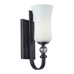 Z Lite - Z Lite 604-1S 1-Light Wall Sconce - Z Lite 604-1S 1-Light Wall Sconce