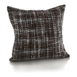 Eugene Pillow - Comfier than your favorite sweater.  The textural knit of this pillow cover makes it one of our personal favorites.