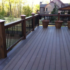 Traditional Deck by Artistic Landscapes