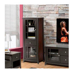 Nexera - Elegance Cabinet - While the drawers and shelves will provide ...