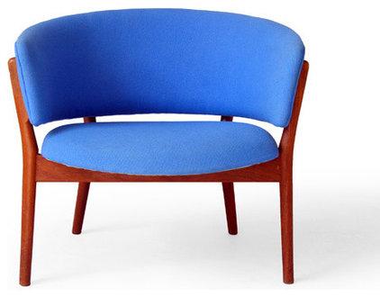 Modern Accent Chairs by scandinavian.modern