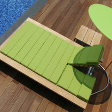Contemporary Patio Furniture And Outdoor Furniture by Yard Art