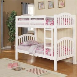 Mission Bunk Bed -