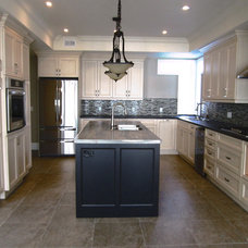 Traditional Kitchen by K.McKechnie Architectural Design