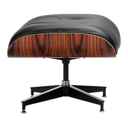 Herman Miller - Eames Ottoman - The iconic Eames Lounge Chair is considered to be among the most significant and collectible furniture designs of the 20th century, and this ottoman is its partner in crime. In fact, the dynamic duo has been on display for decades in New York's Museum of Modern Art. Be prepared to prop up your feet in cushioned comfort.