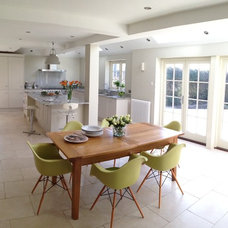 Contemporary Dining Room by Design A Space