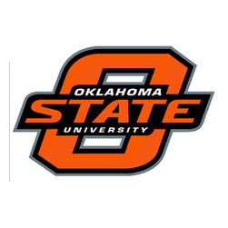 Trademarx Wall Decor - NCAA Oklahoma State Cowboys College Logo Wallmarx Accent - Features: