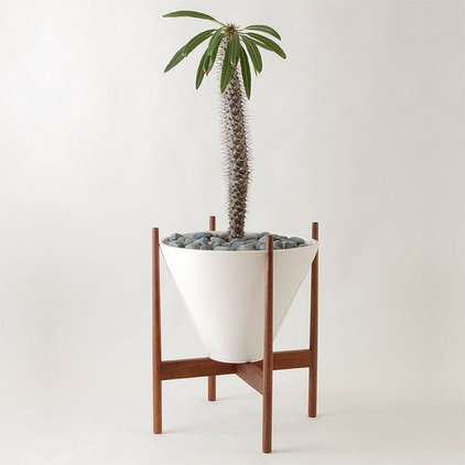 Modern Indoor Pots And Planters by Architectural Pottery