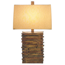 Eclectic Table Lamps by Tuesday Morning