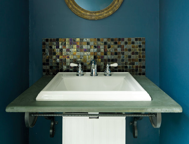 Eclectic Bathroom by Susan Teare, Professional Photographer