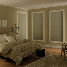 Traditional Cellular Shades by Two Blind Guys