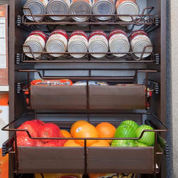 Pantries by Organizers Direct - Pantry organization by Organizers Direct.