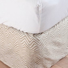 Contemporary Bedskirts by Urban Outfitters