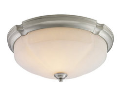 Sea Gull Lighting - Sea Gull Lighting 75474 Two Light Ceiling Light Kit from Century Collection - Two Light Ceiling Light Kit from Century Collection