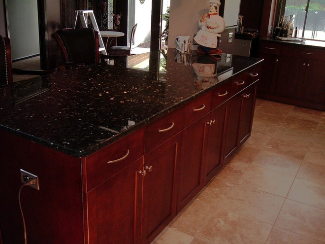 Traditional Kitchen by J. N. Residential, Inc