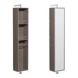 Shop Avanity Linen Tower Cabinet Bathroom Vanities on Houzz