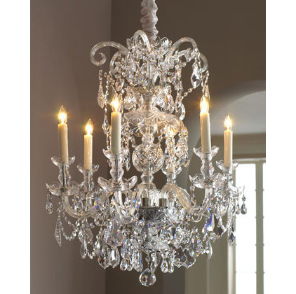 Traditional Chandeliers by Neiman Marcus
