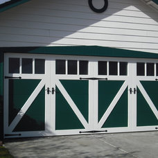 Traditional Garage Doors And Openers by Dave Kennedy
