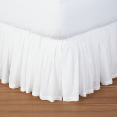 Traditional Bedskirts by Pottery Barn