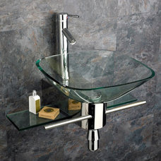 contemporary bathroom sinks by Clickbasin