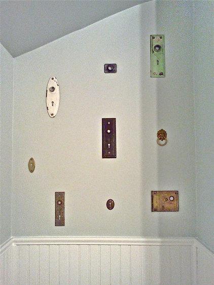 Eclectic Bathroom by Reclaimed Things, LLC