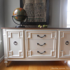 traditional buffets and sideboards by Martha Leone Design