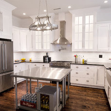 Traditional Kitchen by Banta Builders LLC