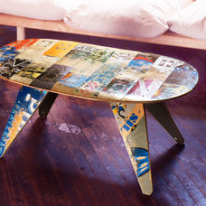 Contemporary Coffee Tables by Deckstool - Recycled Skateboard Furniture